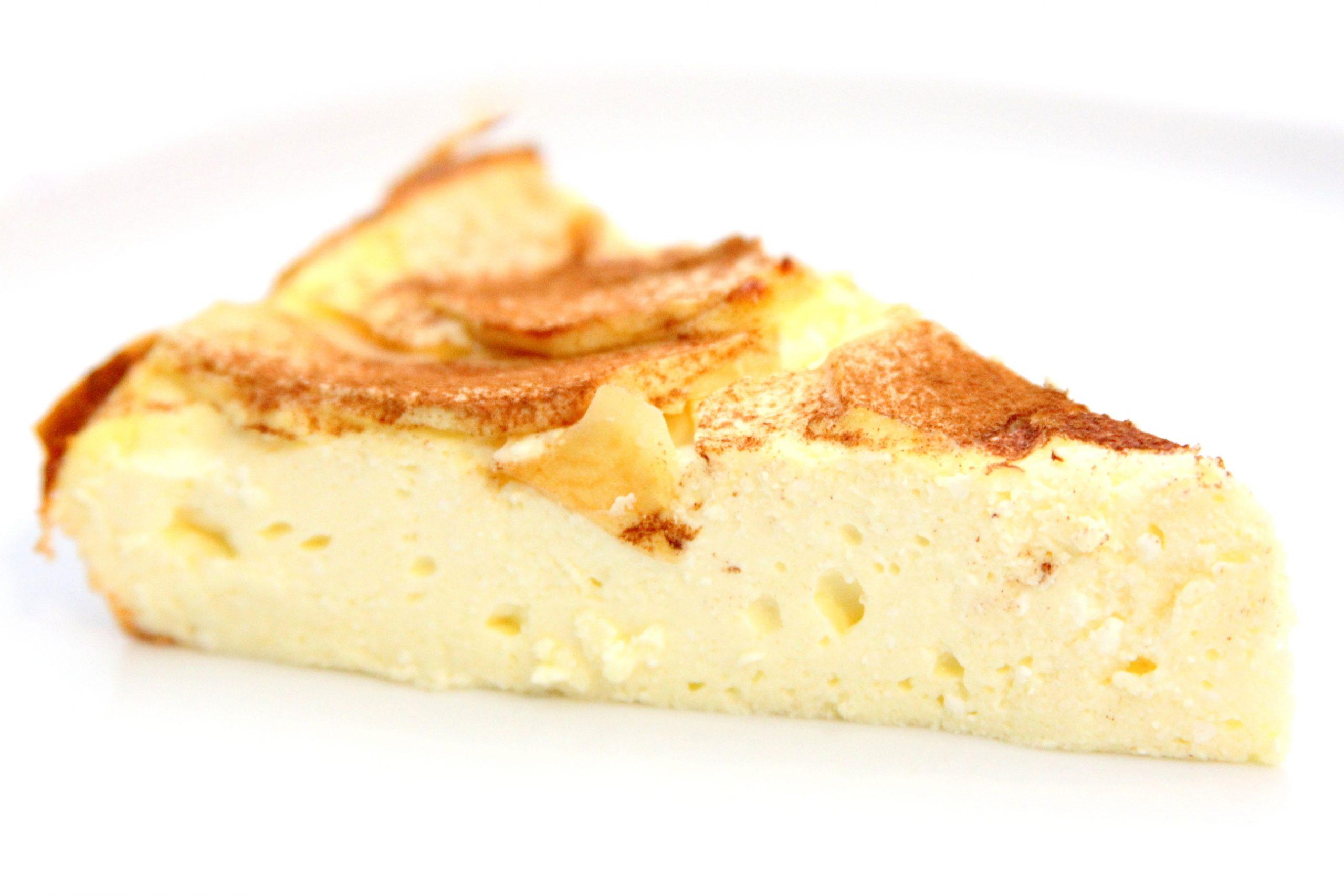 Jablkovo škoricové pité