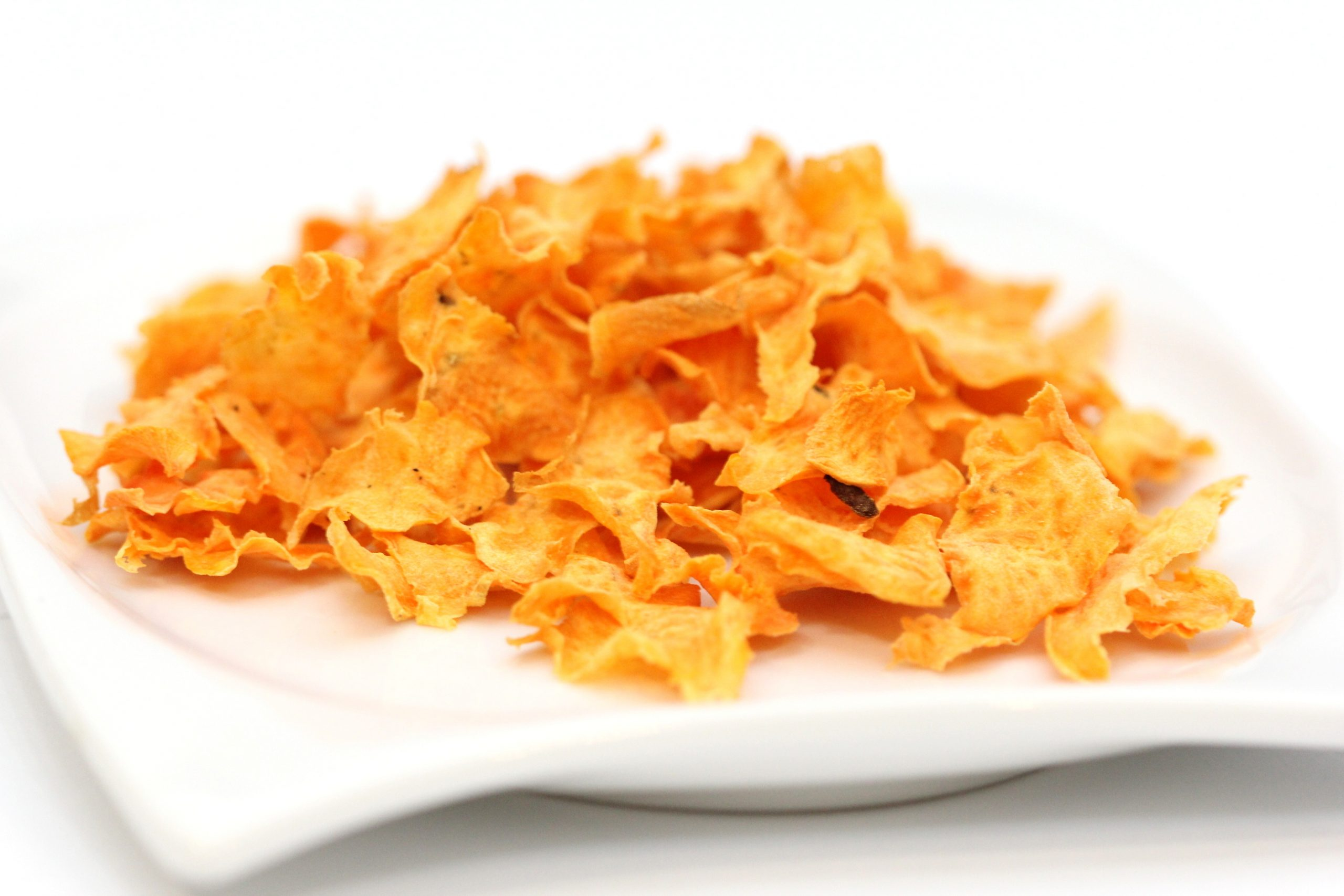 Batátové FIT chipsy