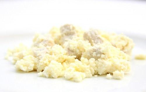 Kuracie rezančeky v syrovej omáčke